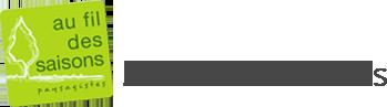 Au fil des Saisons – Paysagiste (44) Logo